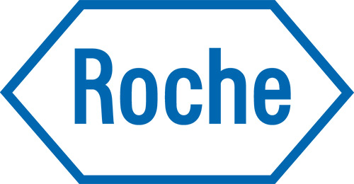 ROCHE LOGO 6mm CMYK COATED PRINT